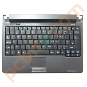 Acer Aspire Pro KAVA0 UK QWERTY Keyboard (Palmrest + Touchpad Included)