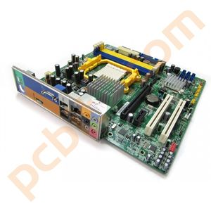 Acer RS780M03A1-8EKRS2HM Socket AM2 Motherboard With BP