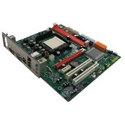 ECS MCP61M-M3 Socket AM3 Motherboard With BP