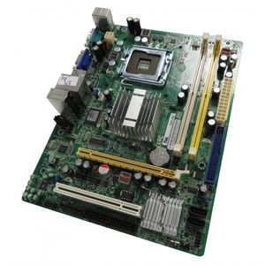Foxconn G31MV-K TUL TG31-M2 Socket LGA775 Motherboard No BP