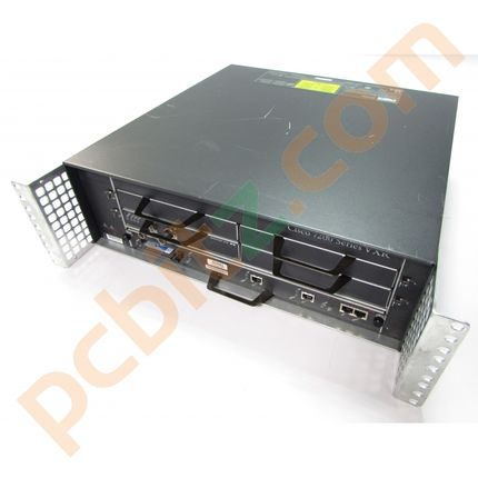 Cisco 7200 VXR + NPE-400 + Dual Fast In/Out Controller + Enhanced ATM
