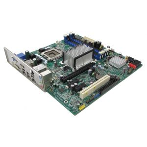 Intel DQ35JOE LGA775 Motherboard With BP