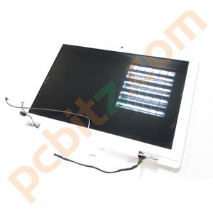 "Apple MacBook A1181 13.3"" LCD Full Screen Assembly, Inner and Lid Bezel, Webcam"