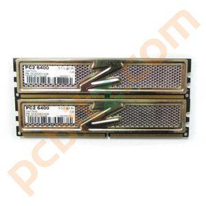 OCZ 4GB 2 x 2GB OCZ2G8004GK PC2-6400 800MHz DDR2 Gaming Memory
