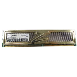 OCZ 1 x 2GB OCZ2G8004GK PC2-6400 800MHz DDR2 Gaming Memory