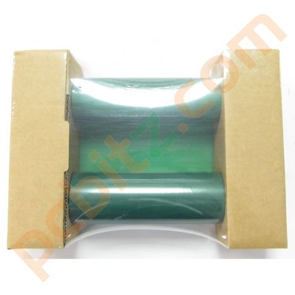 NEW Genuine Brady Green Ribbon Ruban Vert 158.7mm x 60.9m 13597