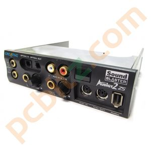 Creative Sound Blaster Audigy 2 ZS Front Panel SB0250