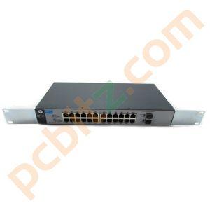 HP Procurve J9803A 1810-24G 24 Port Gigabit Switch