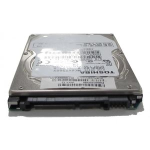 "Toshiba MK6475GSX 640GB SATA 2.5"" Laptop Hard Drive"