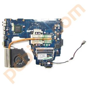 Toshiba Satellite Pro C660-16V Motherboard + Celeron T3500 @ 2.1GHz