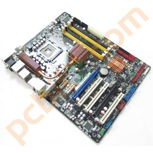 Asus P5K-E/WIFI-AP Motherboard with WIFI card, with BP