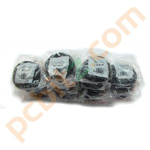Job Lot 17 x Belkin Black CAT5e RJ45 Ethernet Patch Cables 10M Belkin NEW