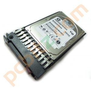 "HP EG0450FBDSQ 599476-002 MBF2450RC 450GB 10K SAS 2.5"" Hard Drive With Caddy"