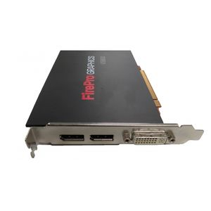 ATI FirePro V5900 2GB GDDR5 DVI Dual Display port PCI-E Graphics Card