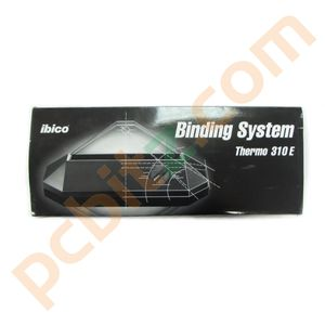 Ibico Binding System Thermo 310E (Open Boxed)
