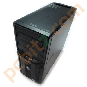 Dell PowerEdge T110 II Server Xeon E3-1220 @ 3.1GHz, 4GB, No HDD