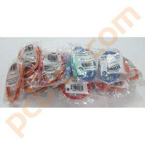 Job Lot 55 x New Belkin CAT5e RJ45 Ethernet Patch Cables 1M Belkin