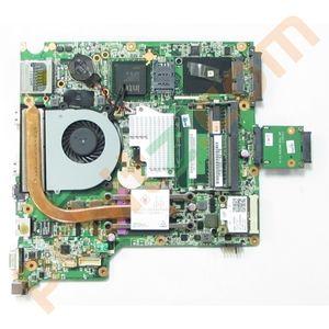 Stone M1110 Motherboard with Atom N455 1.66GHz, Heatsink And Fan