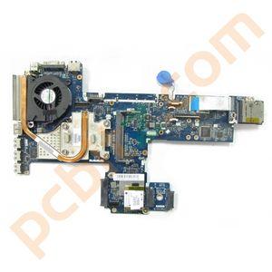 HP ProBook 6545b Motherboard 583257-001, Turion II 2.50GHz, Heatsink, Fan