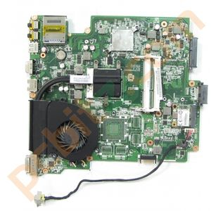 Acer TravelMate 8572T Motherboard, Core i3 M380 2.53GHz, Heatsink, Fan