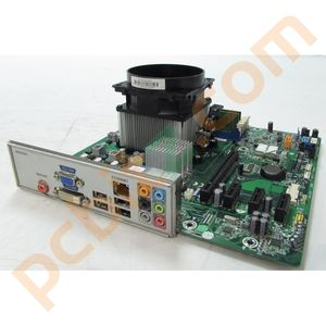 IPXSB-DM HP-691719-001 Mini ITX PentiumG620T 2.2Ghz 4GB Motherboard Bundle NO/IO