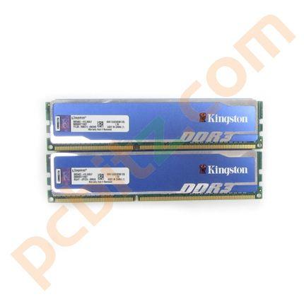 4GB (2 x 2GB) Kingston KHX1333C9D3B1/2G HyperX Blu PC3-10600 DDR3 RAM