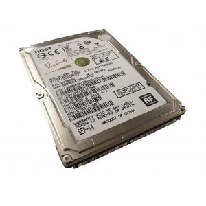"HGST HTS541075A9E680 750GB SATA II 3.0Gb/s 2.5"" Laptop Hard Drive"
