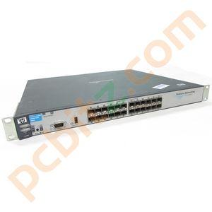 HP ProCurve 6200yl-24G J8992A  24 Port mGBIC Layer 3 Switch