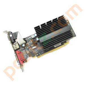 XFX Radeon HD 5450 1GB DDR3 PCI-E Graphics Card HD-545X-ZCH2