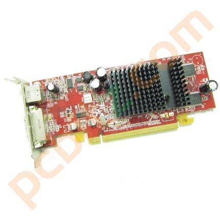 Dell J9133 ATI Radeon X300 128MB PCI-E Graphics Card LP