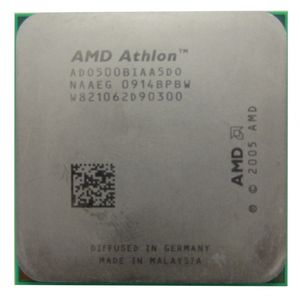 AMD Athlon 64 X2 5000B ADO500BIAA5DO 2.6GHZ Socket AM2 CPU