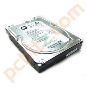 "HP 507613-001 MB1000FAMYU 1TB 7.2K SAS 3.5"" Hard Drive"