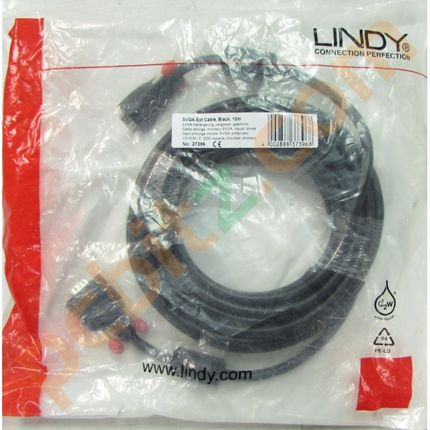 Lindy Male to Female SVGA Extension Cable 10m