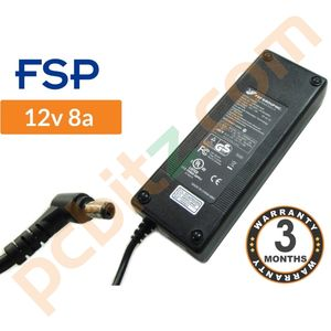 GENUINE FSP Group FSP096-AHA 12v 8A AC/DC Adapter Charger