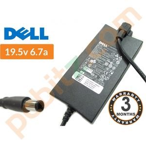 GENUINE DELL PA-4E 19.5v 6.7A AC/DC Adapter Charger