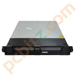 Dell PowerVault 114X 2U Storage Rack A (No Drives) J8MC1