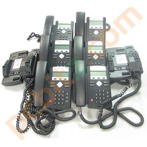 Job Lot 8 x Polycom IP Phone Handsets Soundpoint IP321