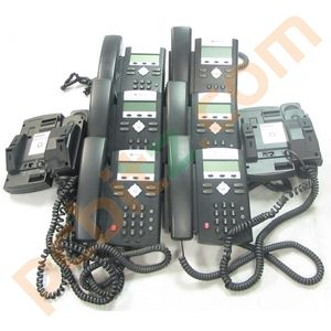 Job Lot 8 x Polycom IP Phone Handsets Soundpoint IP321