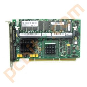 Dell D9205 LSI Logic PCBX518-B1 128MB Battery Ultra320 SCSI Raid Controller Card