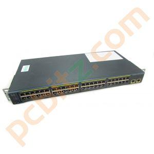 Cisco Catalyst WS-C2960-24TT-S 24 Port 10/100 FastEthernet Switch