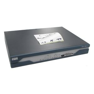 Cisco 1800 Integrated Services Router Cisco 1801 + 32MB Flash
