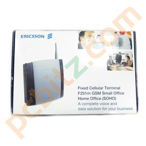 Ericsson F251m Fixed Celluar Terminal Gateway (Power on test only)