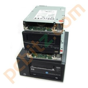 Job Lot 4 x Various HP Tape Drives For Parts/Not Working