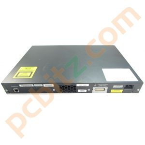 Cisco 2960G WS-C2960G-48TC-L V03 48 Port Gigabit Switch