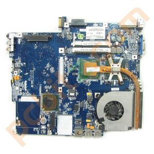 Acer Travelmate 4200 Laptop Motherboard + T2300 @ 1.66GHz Heatsink + Fan