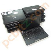 12 x Job lot Asus EEE PC 1001P Netbooks, Atom N450, 2GB RAM NO HDD/OS (B GRADE)