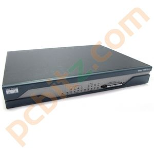 Cisco 1803 Integrated Services Router ISR 32MB Flash
