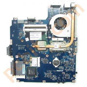 Dell Vostro 1570 Motherboard + T6570 @ 2.1GHz with Heatsink and Fan