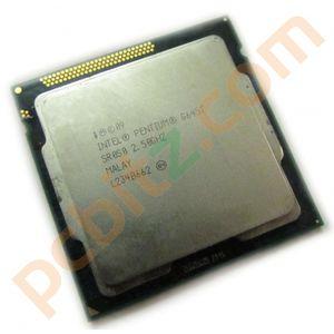 Intel Pentium Dual Core G645T SR0S0 2.50GHz Socket 1155 CPU