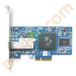 Qlogic QLE220 Fibre Channel Host Bus Adapter PCI-E x4 EL0210402-12 A